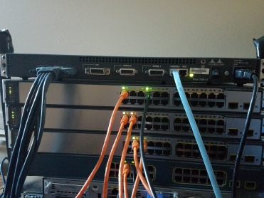 Pleasant The Almost Completely New Switch 3750S 15 X Lab Setup And Cisco Wiring Digital Resources Bemuashebarightsorg